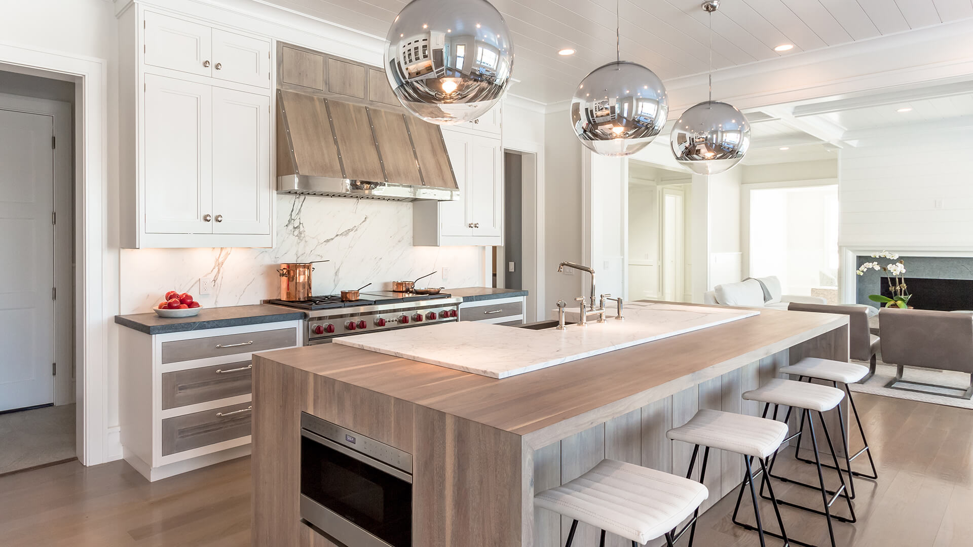 luxury kitchen designer hamptons