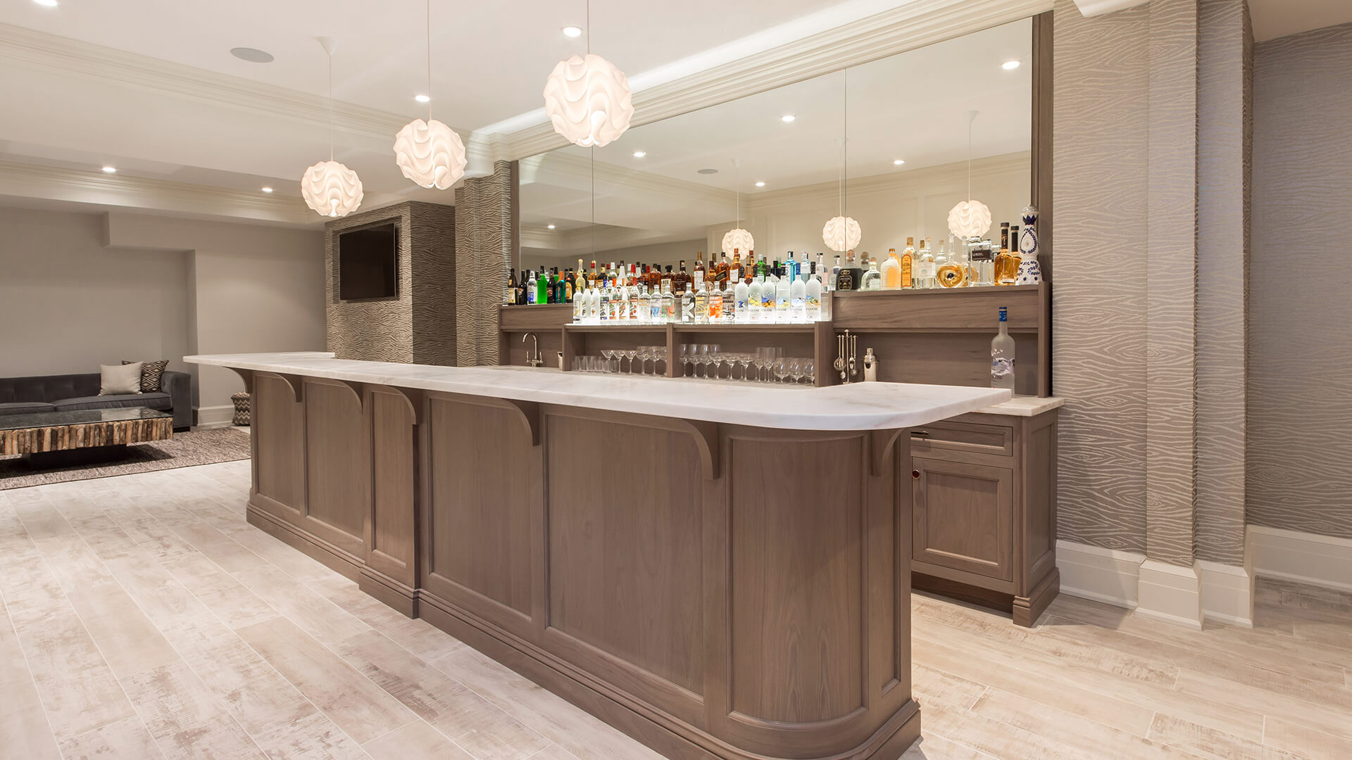 luxury custom cabinets nyc