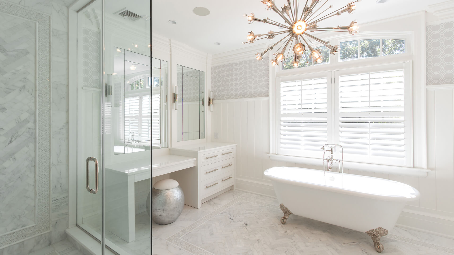 luxury master baths hamptons