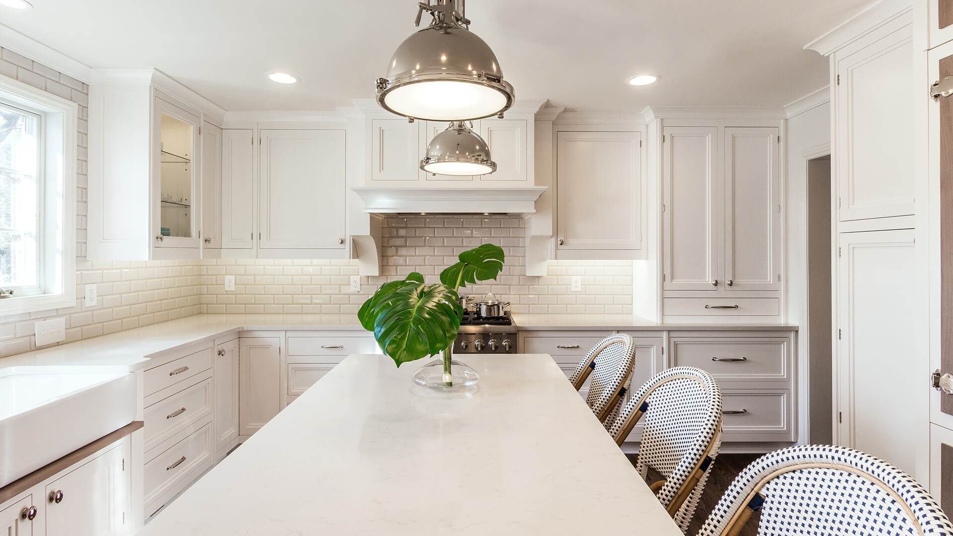 Luxury custom cabinets Michigan