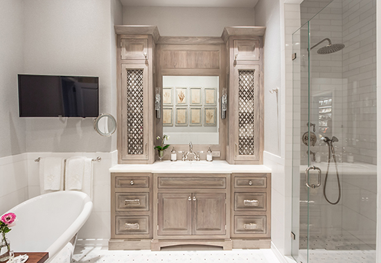 Greenwich Village Master Bath