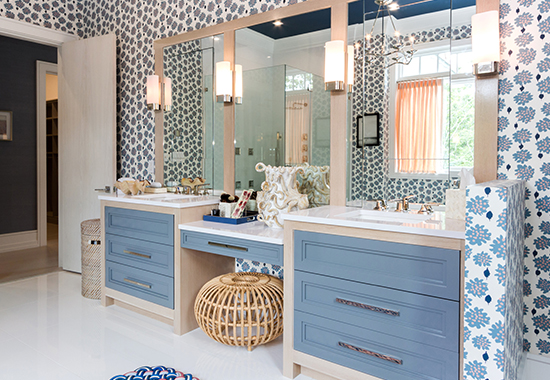 Hamptons Showhouse Master Bath