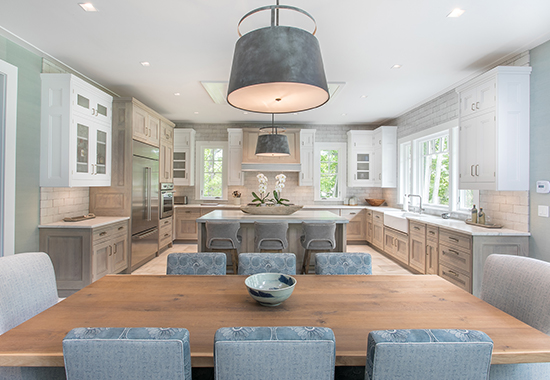 Oyster Bay Dream Kitchen