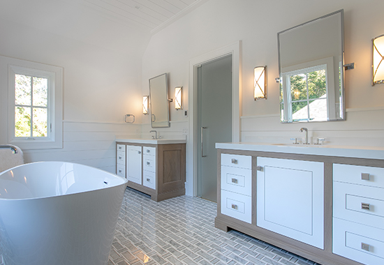 Bridgehampton Luxury Bath