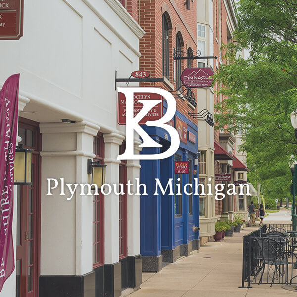 Plymouth Michigan Bakes and Kropp Showroom for Upscale Design and elegant hand-crafted cabinetry